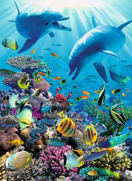Underwater Adventure Jigsaw Puzzles;Children s Puzzles - image 2 - Ravensburger