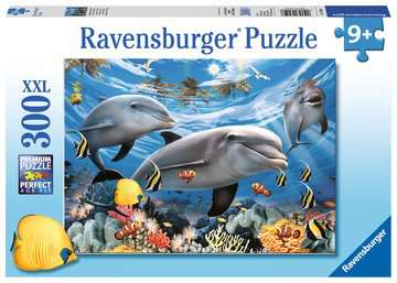 KARAIBSKI UŚMIECH 300 EL    14 Puzzle;Puzzle dla dzieci - Zdjęcie 1 - Ravensburger