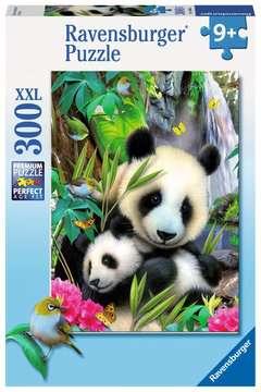 13065 Kinderpuzzle Lieber Panda von Ravensburger 1