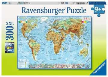 13097 Kinderpuzzle Politische Weltkarte von Ravensburger 1