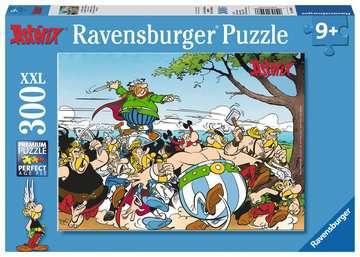 Puzzle 300 p XXL - Les Gaulois à l'attaque ! / Astérix Puzzle;Puzzle enfant - Image 1 - Ravensburger