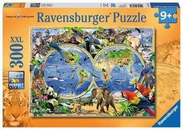 World of wildlife Puzzels;Puzzels voor kinderen - image 1 - Ravensburger