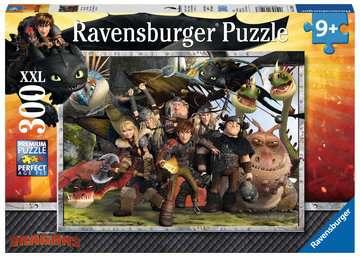 13198 Kinderpuzzle Treue Freunde von Ravensburger 1