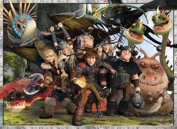 13198 Kinderpuzzle Treue Freunde von Ravensburger 3