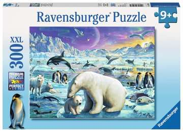 Polar Animals Gathering Jigsaw Puzzles;Children s Puzzles - image 1 - Ravensburger