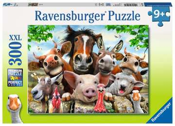 Say Cheese! Jigsaw Puzzles;Children s Puzzles - image 1 - Ravensburger