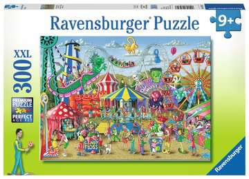 Fun at the Carnival Jigsaw Puzzles;Children s Puzzles - image 1 - Ravensburger