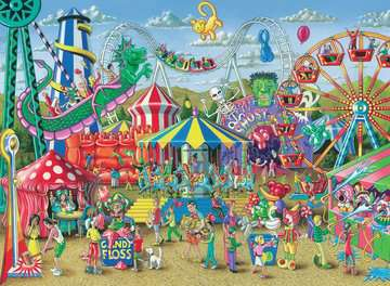 Fun at the Carnival Jigsaw Puzzles;Children s Puzzles - image 2 - Ravensburger