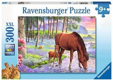 13242 Kinderpuzzle Wilde Schönheit von Ravensburger 1