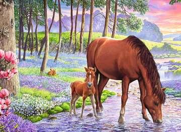 Wilde Schönheit Puzzle;Kinderpuzzle - Bild 2 - Ravensburger
