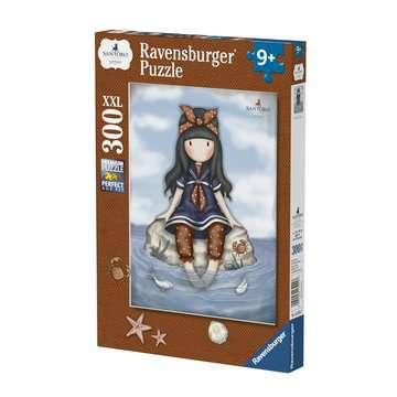 Puzzle 300 p XXL - Little Fishes / Gorjuss Puzzle;Puzzle enfant - Image 1 - Ravensburger