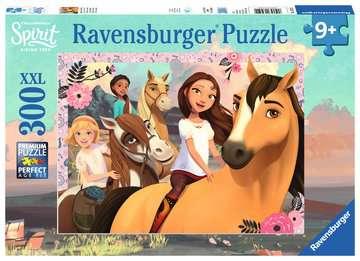 Abenteuer auf Pferden Puzzle;Kinderpuzzle - Bild 1 - Ravensburger