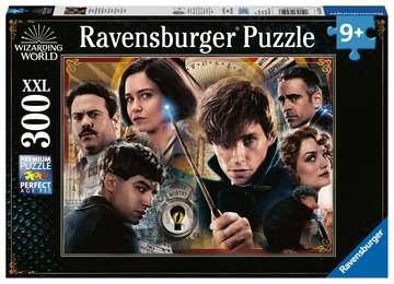 Scamander gegen Grindelwald Puzzle;Kinderpuzzle - Bild 1 - Ravensburger