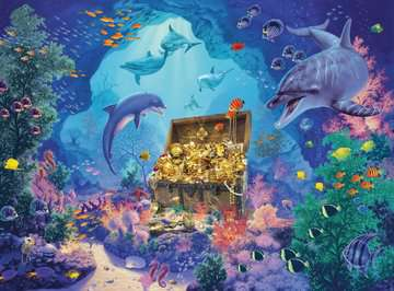 Deep Sea Treasure XXL300 Puzzles;Children s Puzzles - image 2 - Ravensburger
