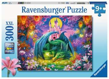 Forest Dragon Jigsaw Puzzles;Children s Puzzles - image 1 - Ravensburger