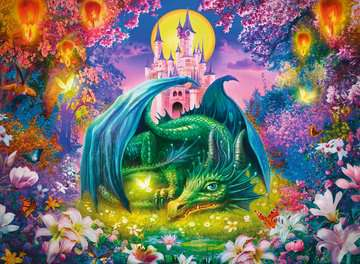 Forest Dragon Jigsaw Puzzles;Children s Puzzles - image 2 - Ravensburger