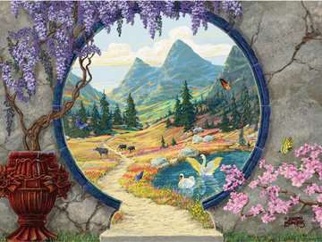 Into a New World Jigsaw Puzzles;Adult Puzzles - image 2 - Ravensburger