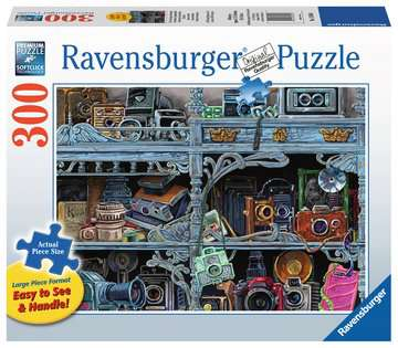 Camera Evolution Jigsaw Puzzles;Adult Puzzles - image 1 - Ravensburger