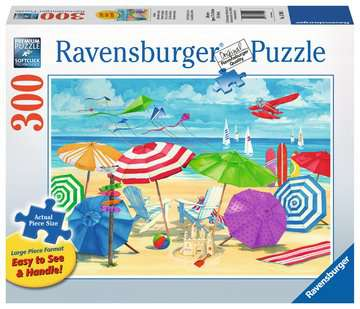 Meet Me at the Beach Jigsaw Puzzles;Adult Puzzles - image 1 - Ravensburger