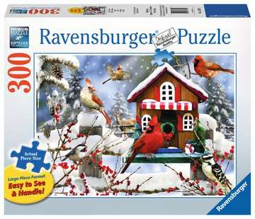 The Lodge Jigsaw Puzzles;Adult Puzzles - image 1 - Ravensburger