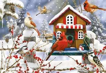Hôtel à oiseaux Puzzles;Puzzles pour adultes - Image 2 - Ravensburger