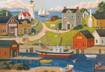 Gone Fishin  Jigsaw Puzzles;Adult Puzzles - image 2 - Ravensburger