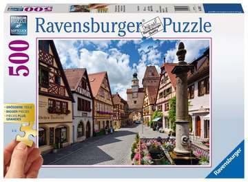 Rothenburg, Duitsland Puzzels;Puzzels voor volwassenen - image 1 - Ravensburger
