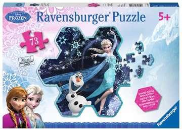 Elsa s Snowflake Jigsaw Puzzles;Children s Puzzles - image 1 - Ravensburger