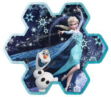 Elsa s Snowflake Jigsaw Puzzles;Children s Puzzles - image 2 - Ravensburger