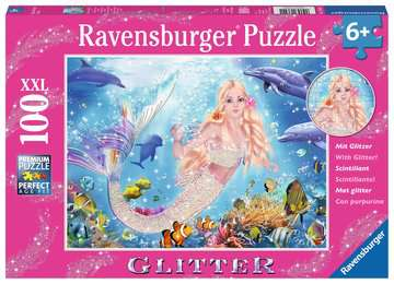 Mermaids & Dolphins Jigsaw Puzzles;Children s Puzzles - image 1 - Ravensburger