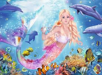 Mermaids & Dolphins Jigsaw Puzzles;Children s Puzzles - image 3 - Ravensburger