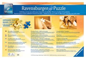 13652 Erwachsenenpuzzle Strandkörbe in Ahlbeck von Ravensburger 2