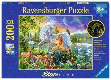 13673 Kinderpuzzle Magische Begegnung von Ravensburger 1
