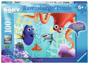 Finding Dory Jigsaw Puzzles;Children s Puzzles - image 1 - Ravensburger