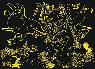13678 Kinderpuzzle Leuchtendes Unterwasserparadies von Ravensburger 3