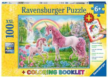 Magical Unicorns Jigsaw Puzzles;Children s Puzzles - image 1 - Ravensburger