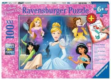 13699 Kinderpuzzle Bezaubernde Prinzessinnen von Ravensburger 1