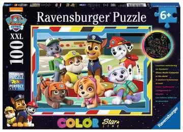 Team Paw Patrol Puzzle;Kinderpuzzle - Bild 1 - Ravensburger