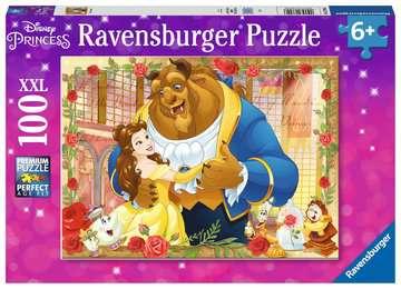 Belle & Beast Jigsaw Puzzles;Children s Puzzles - image 1 - Ravensburger