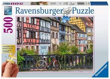 Colmar in Frankreich Puzzle;Erwachsenenpuzzle - Bild 1 - Ravensburger