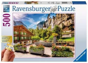 Lauterbrunnen Puzzels;Puzzels voor volwassenen - image 1 - Ravensburger