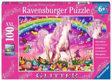 13927 Kinderpuzzle Pferdetraum von Ravensburger 1