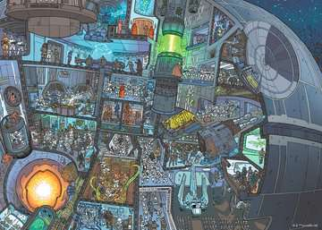 Where s Wookie? 1000pc Puzzles;Adult Puzzles - image 1 - Ravensburger