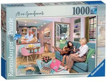 At our Grandparents, 1000pc Puzzles;Adult Puzzles - image 1 - Ravensburger