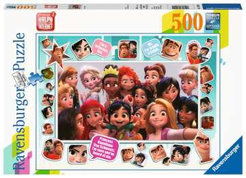 Wreck it Ralph 2 Jigsaw Puzzles;Children s Puzzles - image 1 - Ravensburger