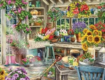 Gardener s Paradise 2000p Puslespil;Puslespil for voksne - Billede 2 - Ravensburger