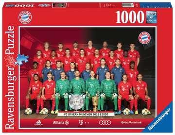 13997 Erwachsenenpuzzle FC Bayern Saison 2019/20 von Ravensburger 1