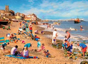 Picturesque Norfolk 2x500pc (Cromer & Horning) Puzzles;Adult Puzzles - image 3 - Ravensburger