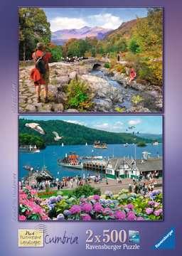 Picturesque Cumbria, 2x500pc Puzzles;Adult Puzzles - image 4 - Ravensburger