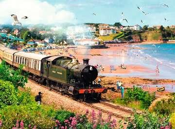 Picturesque Devon, 2x500pc Puzzles;Adult Puzzles - image 3 - Ravensburger